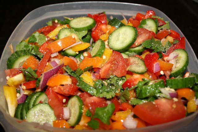 Salads For Thanksgiving Potluck  Best 25 Potluck side dishes ideas on Pinterest