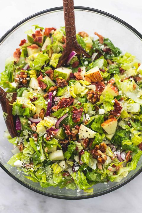 Salads Recipes For Thanksgiving  20 Easy Thanksgiving Salad Recipes Best Side Salads for