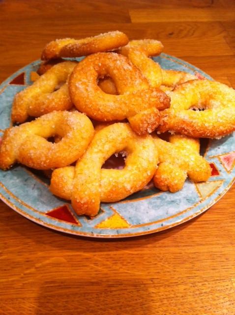 Scandinavian Christmas Cookies  Berlinerkranser Norwegian Christmas Cookie Challenge 2