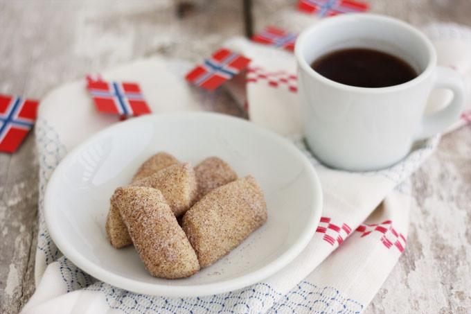 Scandinavian Christmas Cookies  Norwegian Cinnamon Thumbs & HUGE News Lulu the Baker