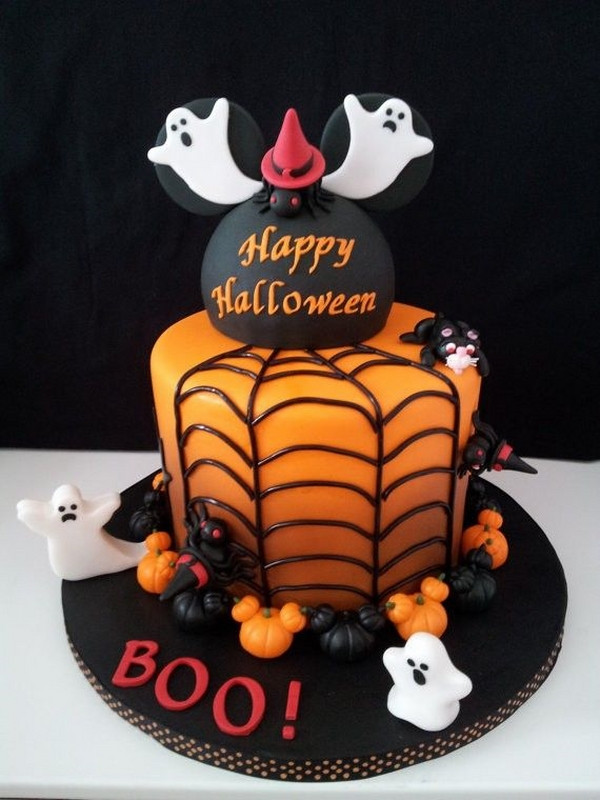 Scarey Halloween Cakes  Non scary Halloween cake decorations – fun cakes for kids