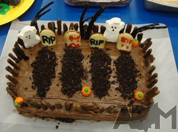 Scarey Halloween Cakes  Halloween Cake Ideas from Scary Cake Bake Contest