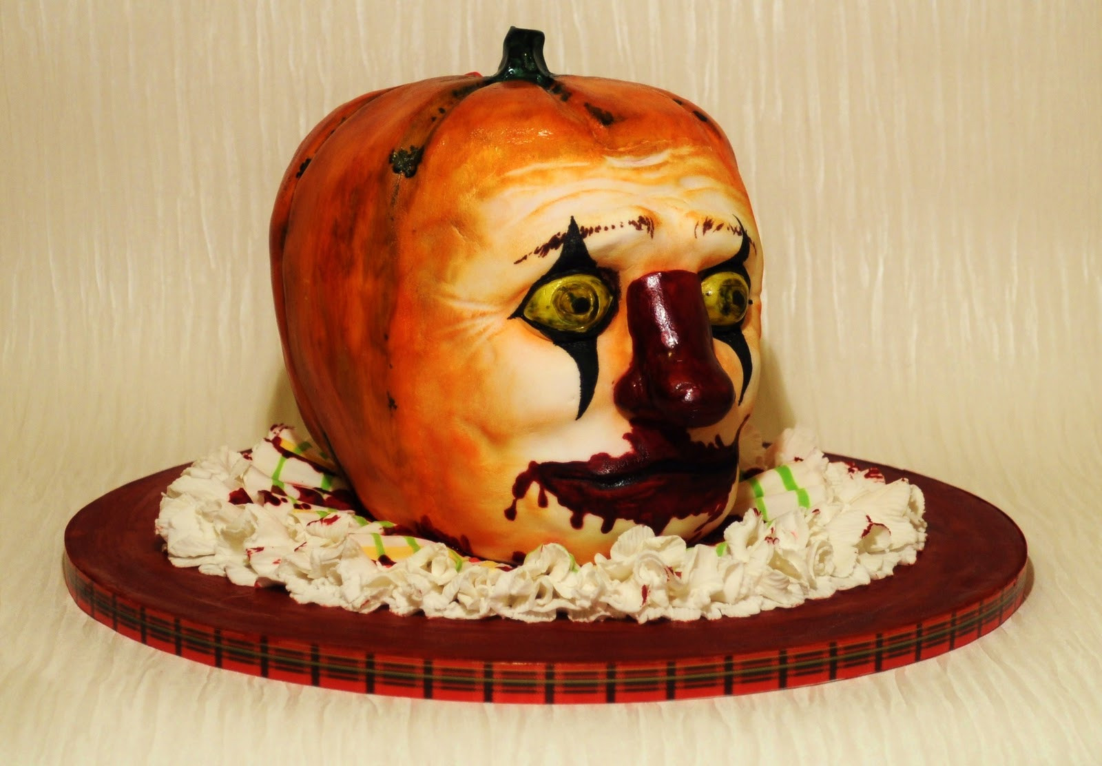 Scary Halloween Cakes  Halloween Countdown Time for Cake