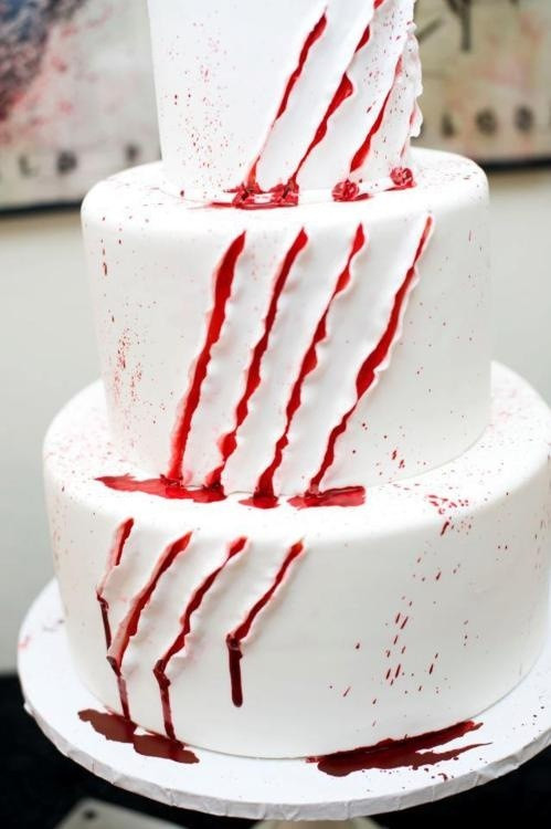 Scary Halloween Cakes  Cool Halloween Cakes – The Scarydad Podcast