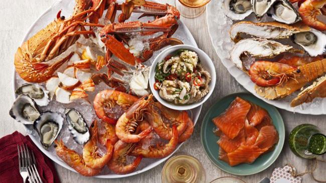 Seafood Christmas Dinners  5 ideas for Christmas seafood