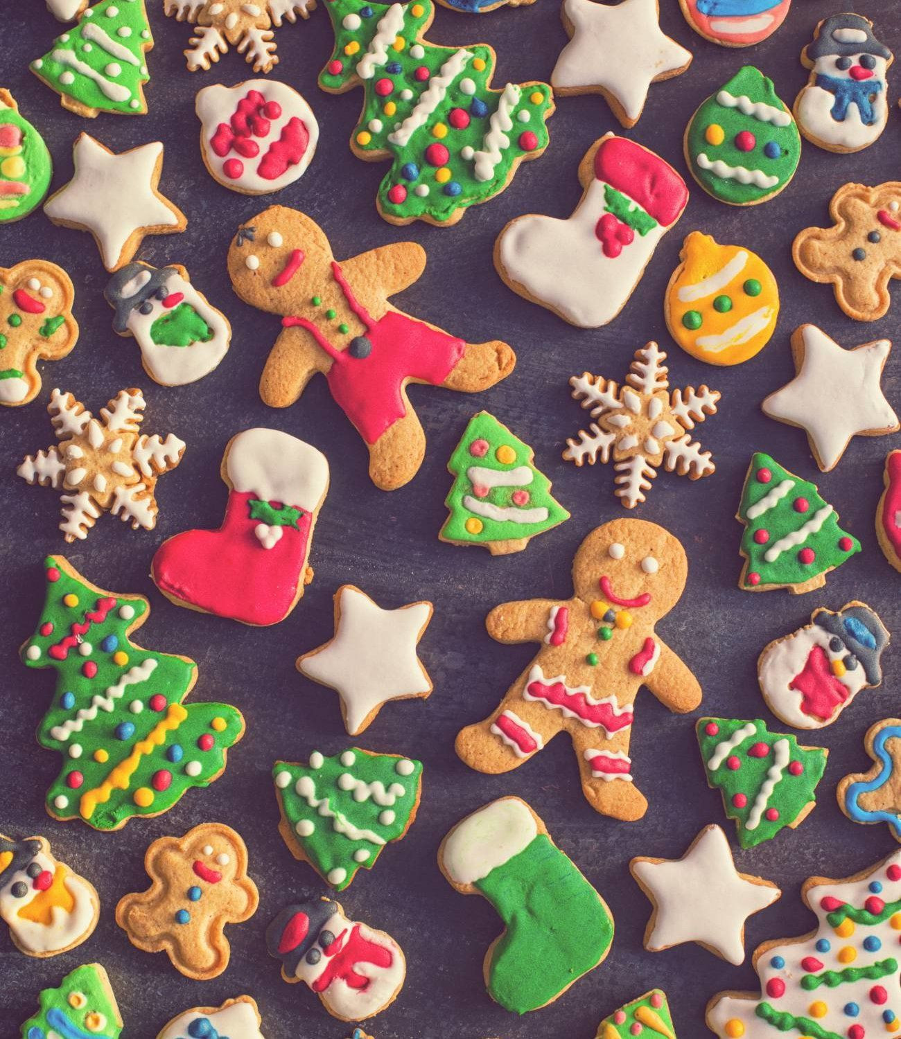 Send Christmas Cookies  How To Store And Send Christmas Cookies