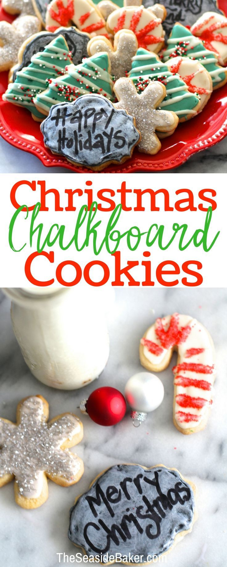 Send Christmas Cookies  1878 best Easy Christmas Cookie Recipes images on