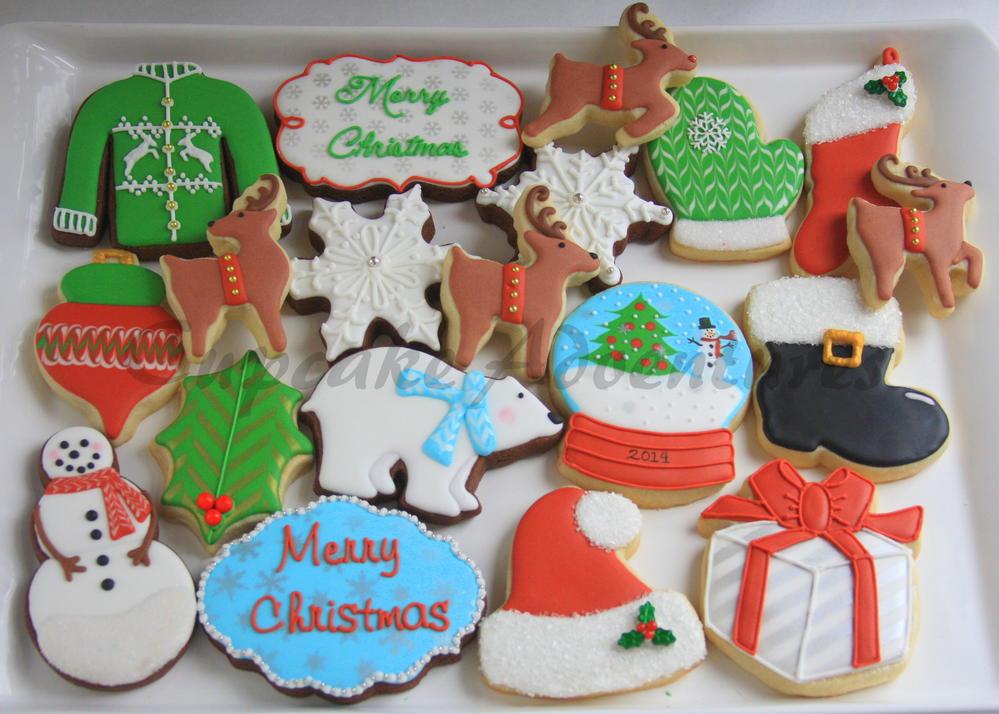 Send Christmas Cookies  Christmas Cookies