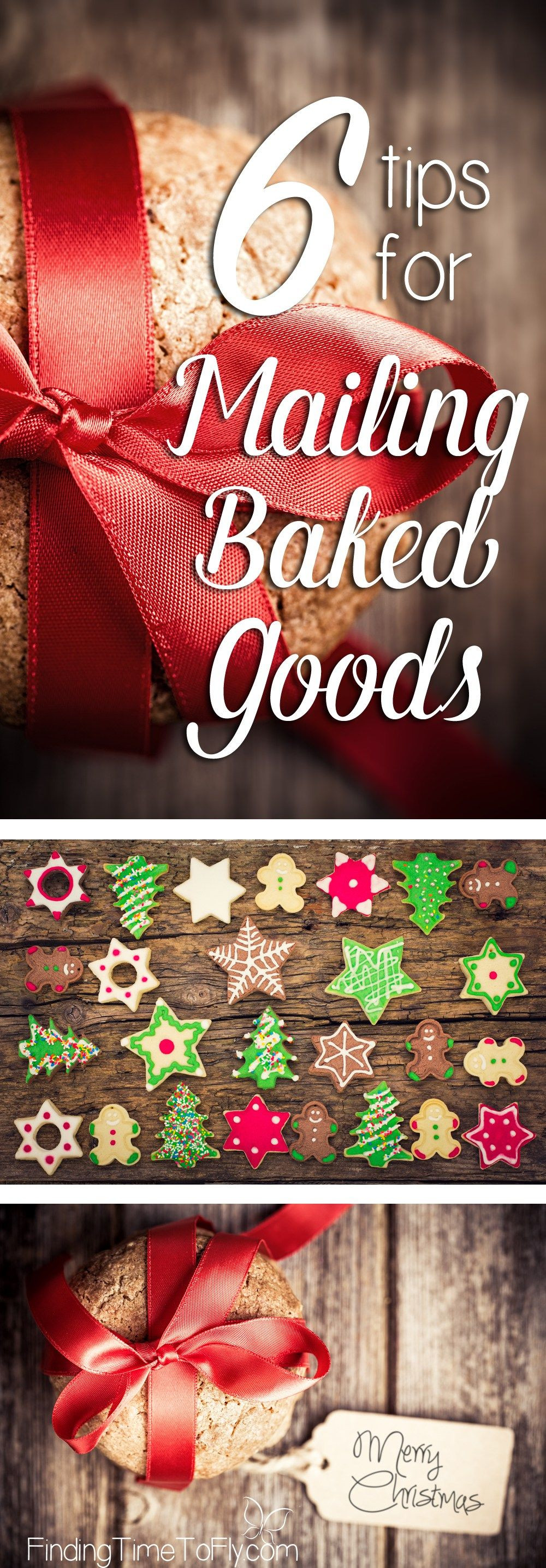 Send Christmas Cookies  6 Tips for Mailing Baked Goods