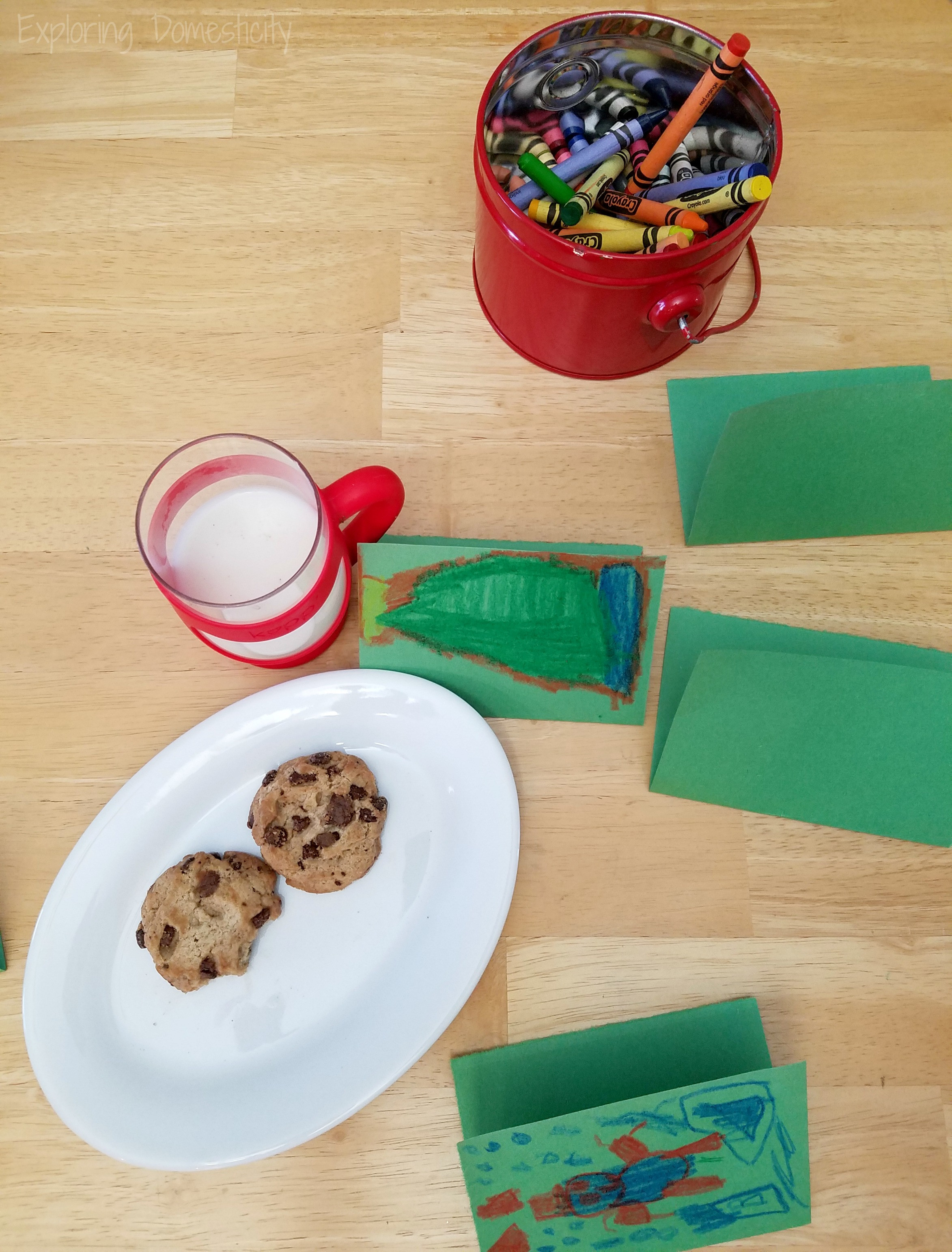 Send Christmas Cookies  People NOT to for when sending Christmas Cards