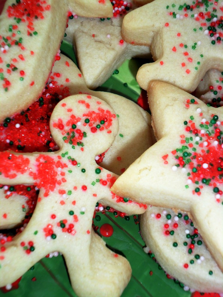 Shortbread Christmas Cookies Recipes  Bits and Pieces From My Life Quest For the Best