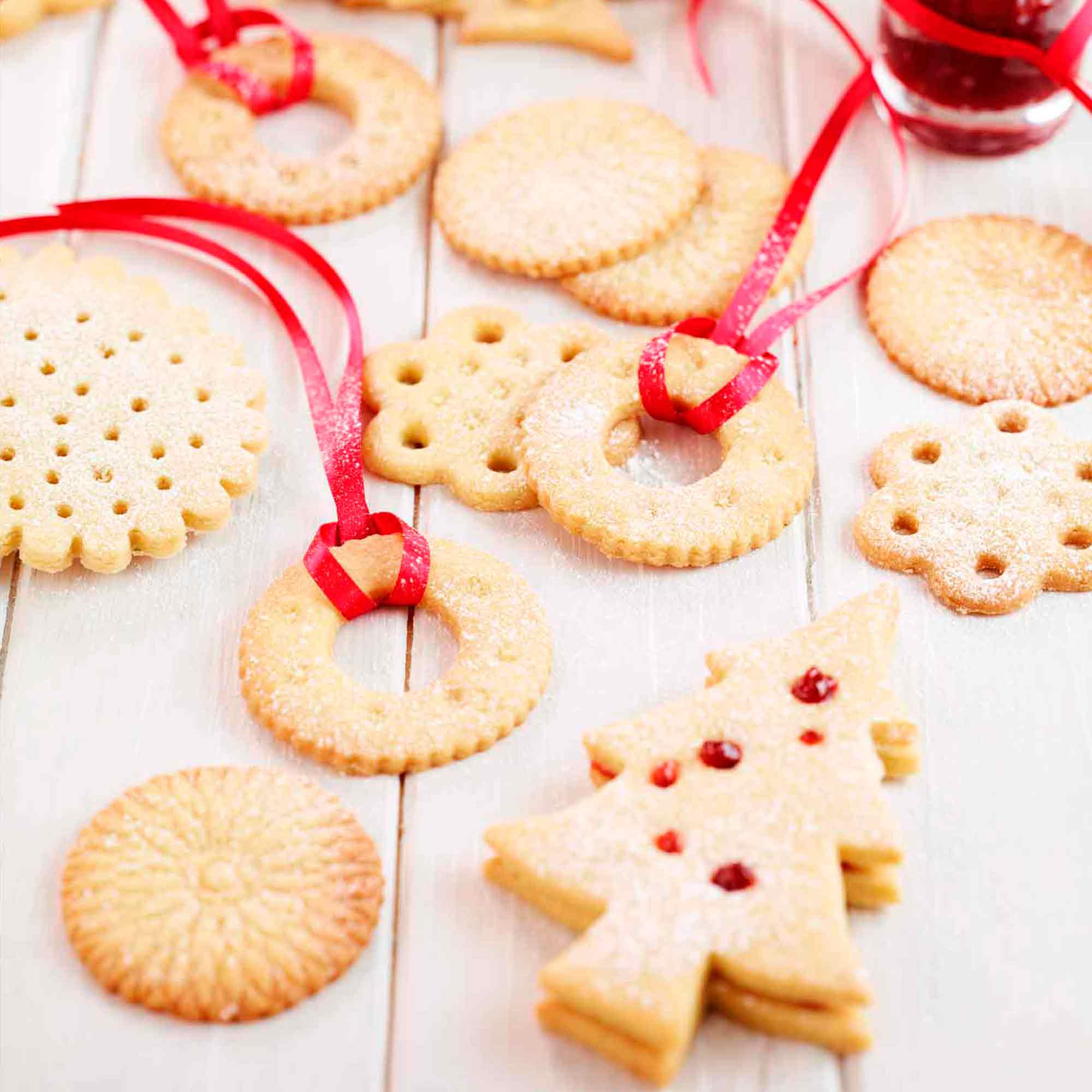 Shortbread Christmas Cookies Recipes  Christmas Shortbread Woman And Home