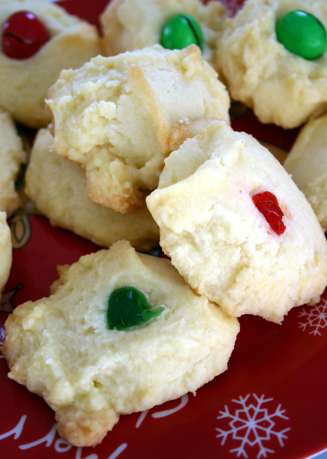 Shortbread Christmas Cookies Recipes  Jo and Sue Whipped Shortbread Cookies