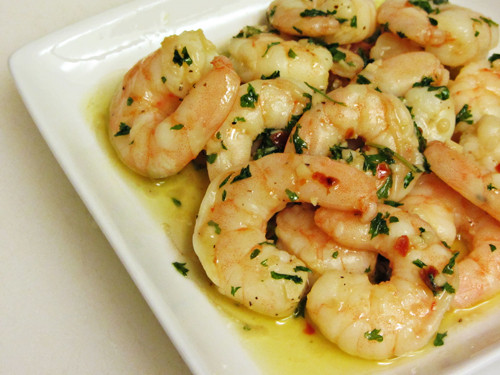 Side Dishes For Prime Rib Dinner Christmas  Shrimp Scampi ac paniment to Prime Rib holiday dinners