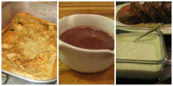 Side Dishes For Prime Rib Dinner Christmas  Christmas Prime Rib Dinner Menu and Recipes What s