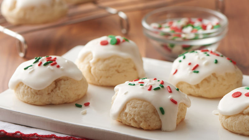 Simple Christmas Cookies Recipes  Easy Italian Christmas Cookies Recipe Pillsbury