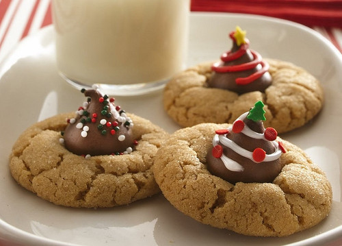 Simple Christmas Cookies Recipes  Anyone Can Decorate Easy DIY Holiday & Christmas Treats
