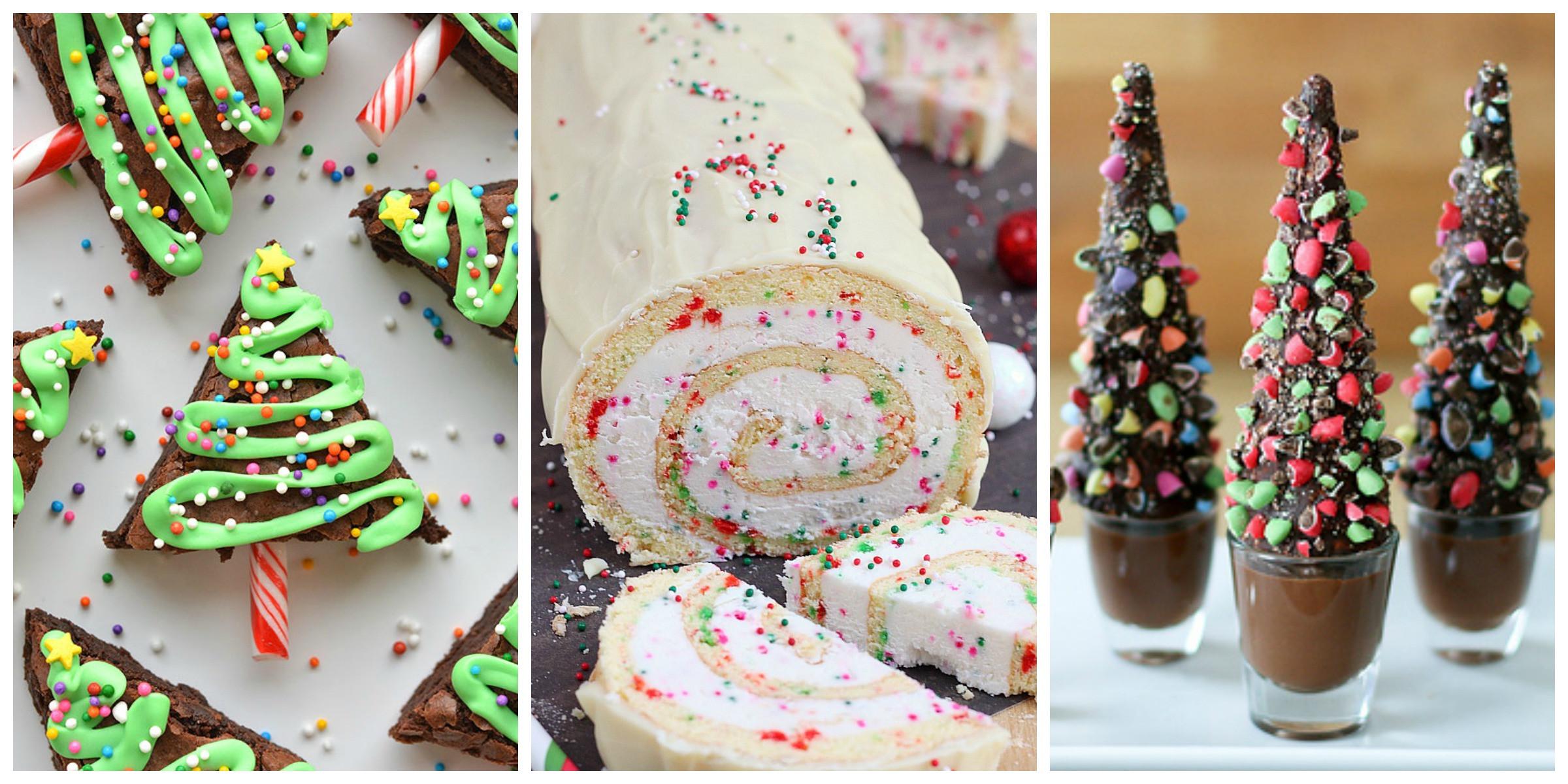 Simple Christmas Desserts Recipes  57 Easy Christmas Dessert Recipes Best Ideas for Fun