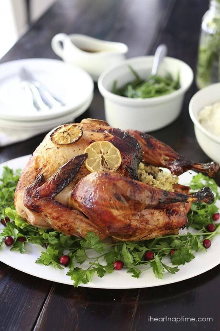 Simple Christmas Dinner  Top 50 Christmas Dinner Recipes I Heart Nap Time