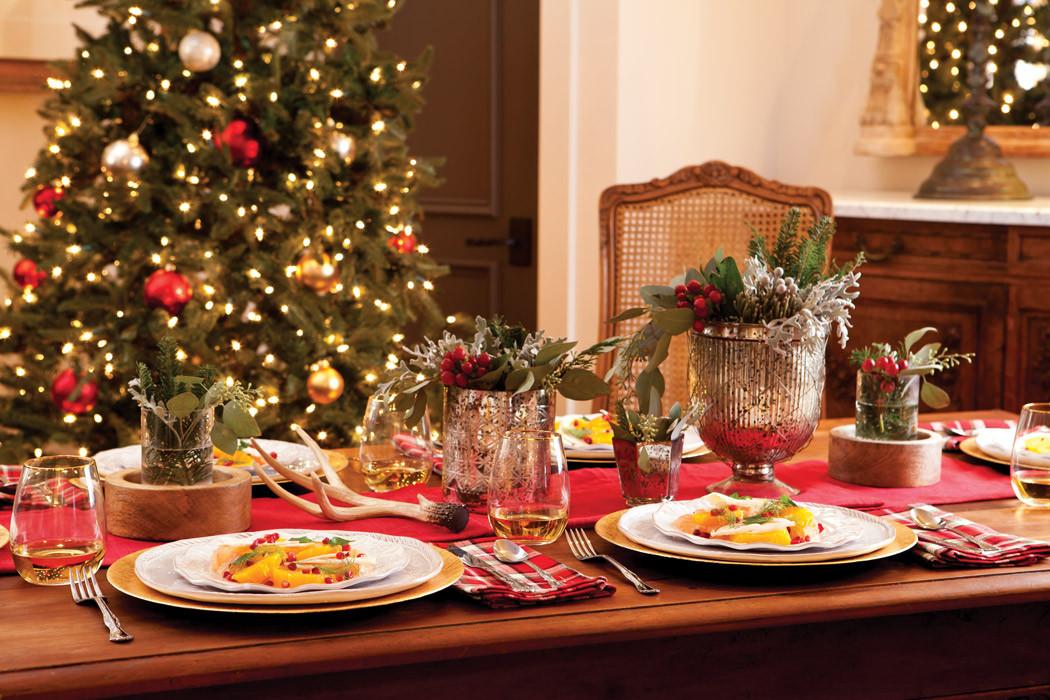 Simple Christmas Dinners  Easy and Elegant Christmas Dinner Menu Taste of the South