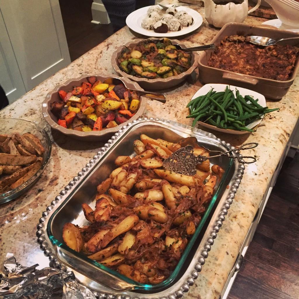 Simple Christmas Dinners  Vegan Gravy