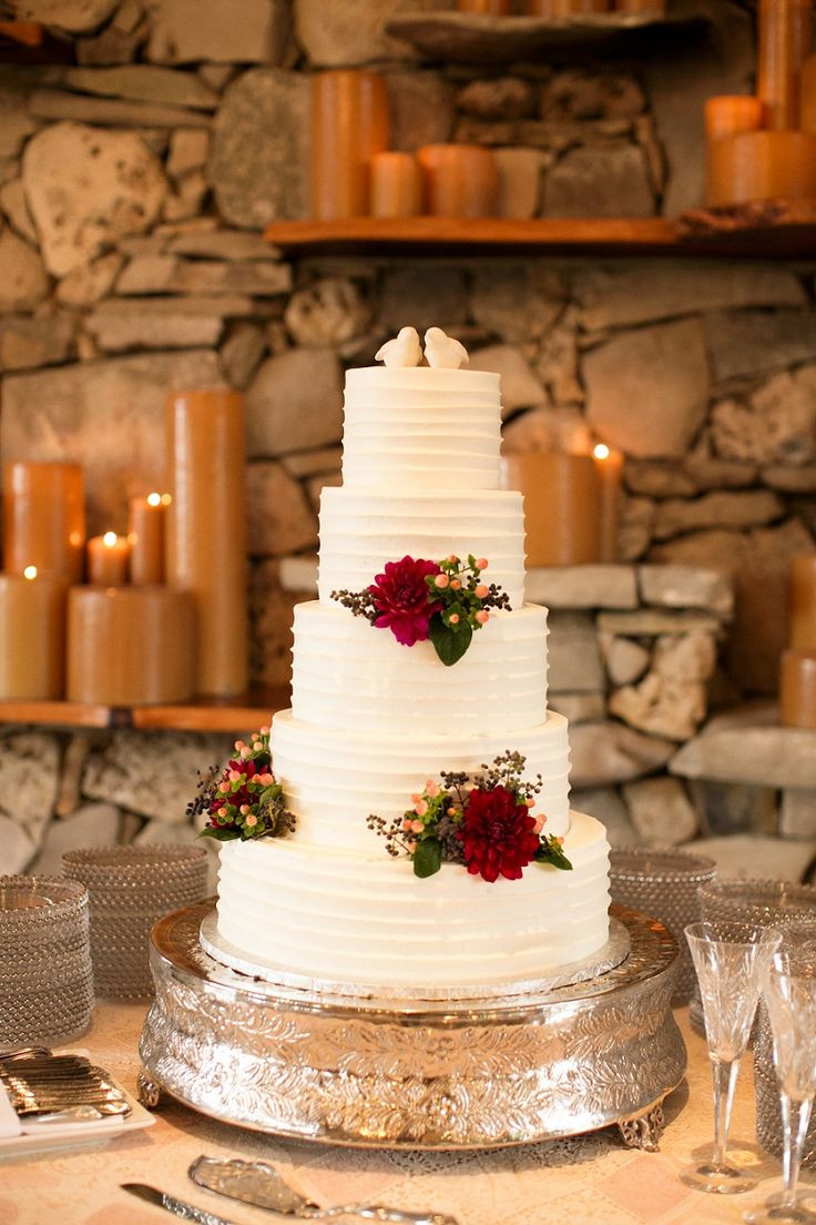 Simple Fall Wedding Cakes  17 Best images about Wedding Cakes ♡ on Pinterest