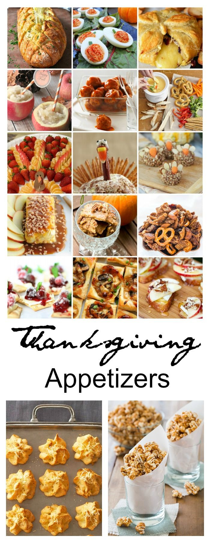 Simple Thanksgiving Appetizers  25 best ideas about Thanksgiving appetizers on Pinterest