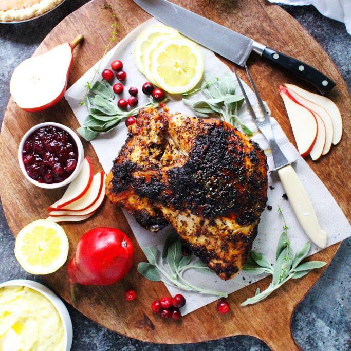 Simple Thanksgiving Dinner  Easy Small Scale Thanksgiving Dinner