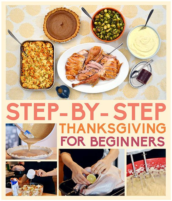 Simple Thanksgiving Dinner  Good Life of Design It s Time To Make Your Thanksgiving