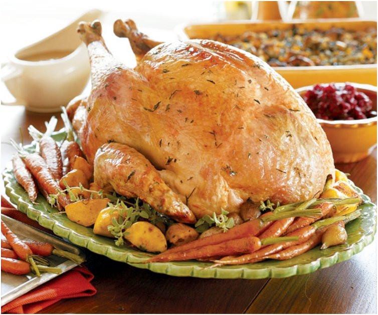 Simple Thanksgiving Dinner  8 plete Thanksgiving Dinner Menus Prepared In No Time Flat