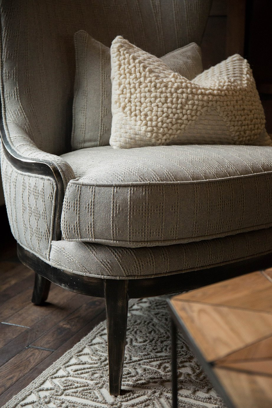 Sioux Falls Body Rubs  Sterling yx Accent Chair — Simply Perfect of Sioux Falls