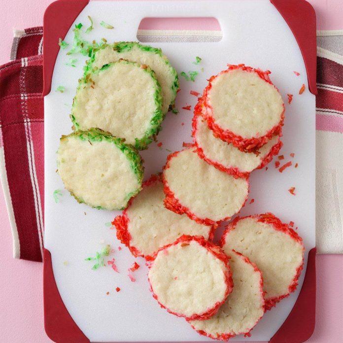 Slice And Bake Christmas Cookies  56 Slice and Bake Cookies for Easy Christmas Baking