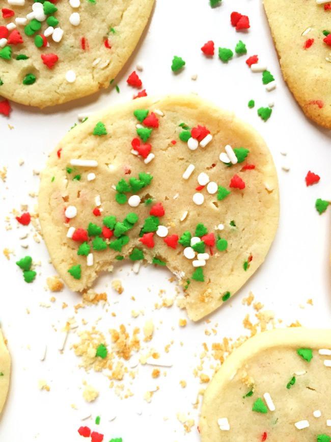 Slice And Bake Christmas Cookies  Slice and Bake Christmas Sugar Cookies Seasonly Creations