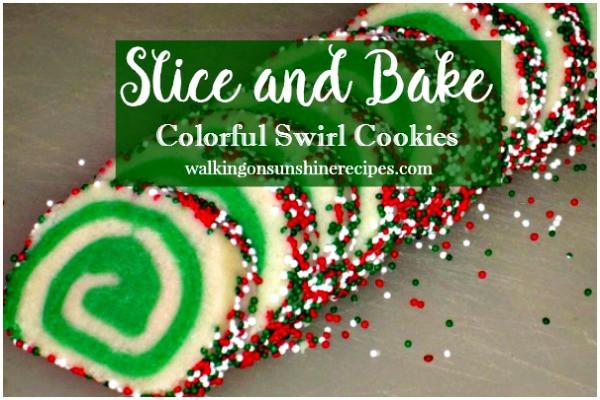 Slice And Bake Christmas Cookies  Recipe Italian Ricotta Cookies A Christmas Favorite