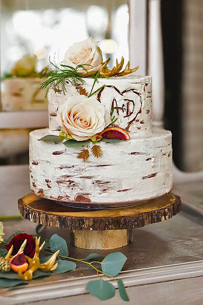 Small Fall Wedding Cakes  Best 10 Small wedding cakes ideas on Pinterest