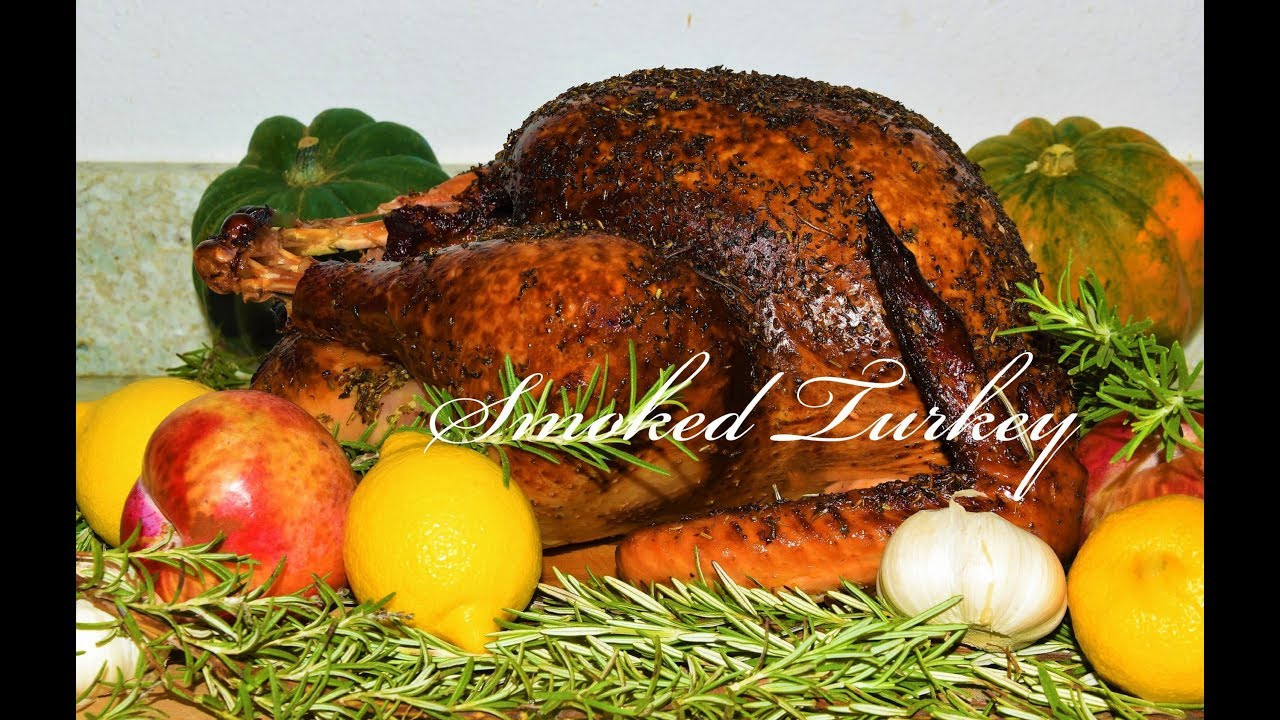 Smoke A Turkey For Thanksgiving  How To Smoke A Turkey For Thanksgiving How To Wet Brine