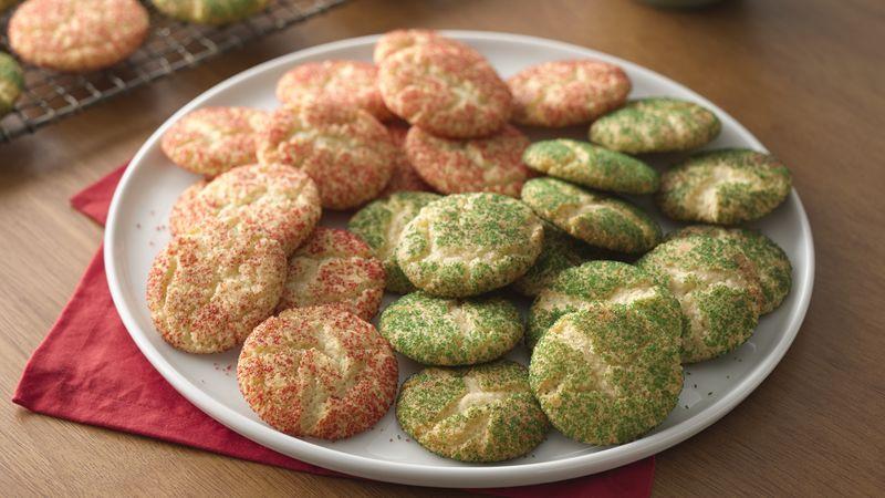 Snickerdoodle Christmas Cookies  Christmas Snickerdoodles Cookie Exchange Quantity recipe