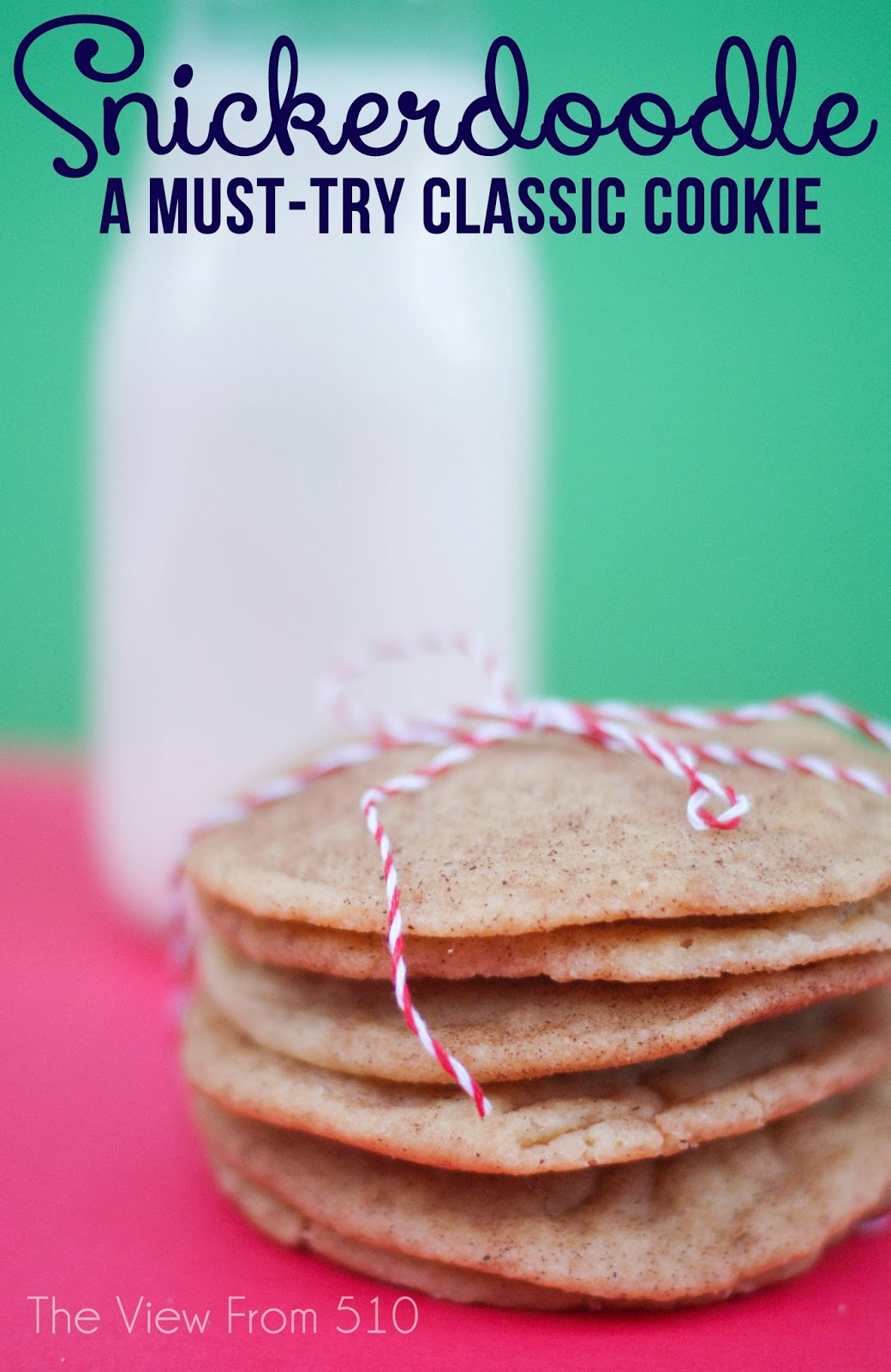 Snickerdoodle Christmas Cookies  Christmas Cookie Guide Snickerdoodles Wholehearted