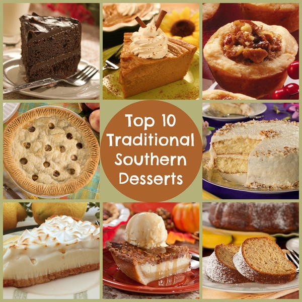 Southern Christmas Desserts  Top 10 Traditional Southern Desserts