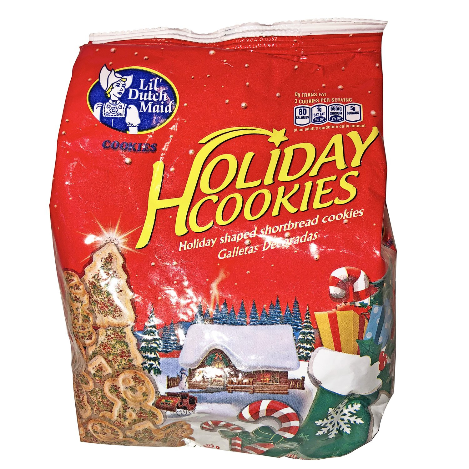 Stauffer Christmas Cookies  Amazon Stauffers Holiday Shortbread Cookies 12 oz