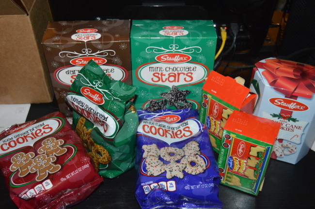 Stauffer Christmas Cookies  Holiday Cookies from Stauffer's