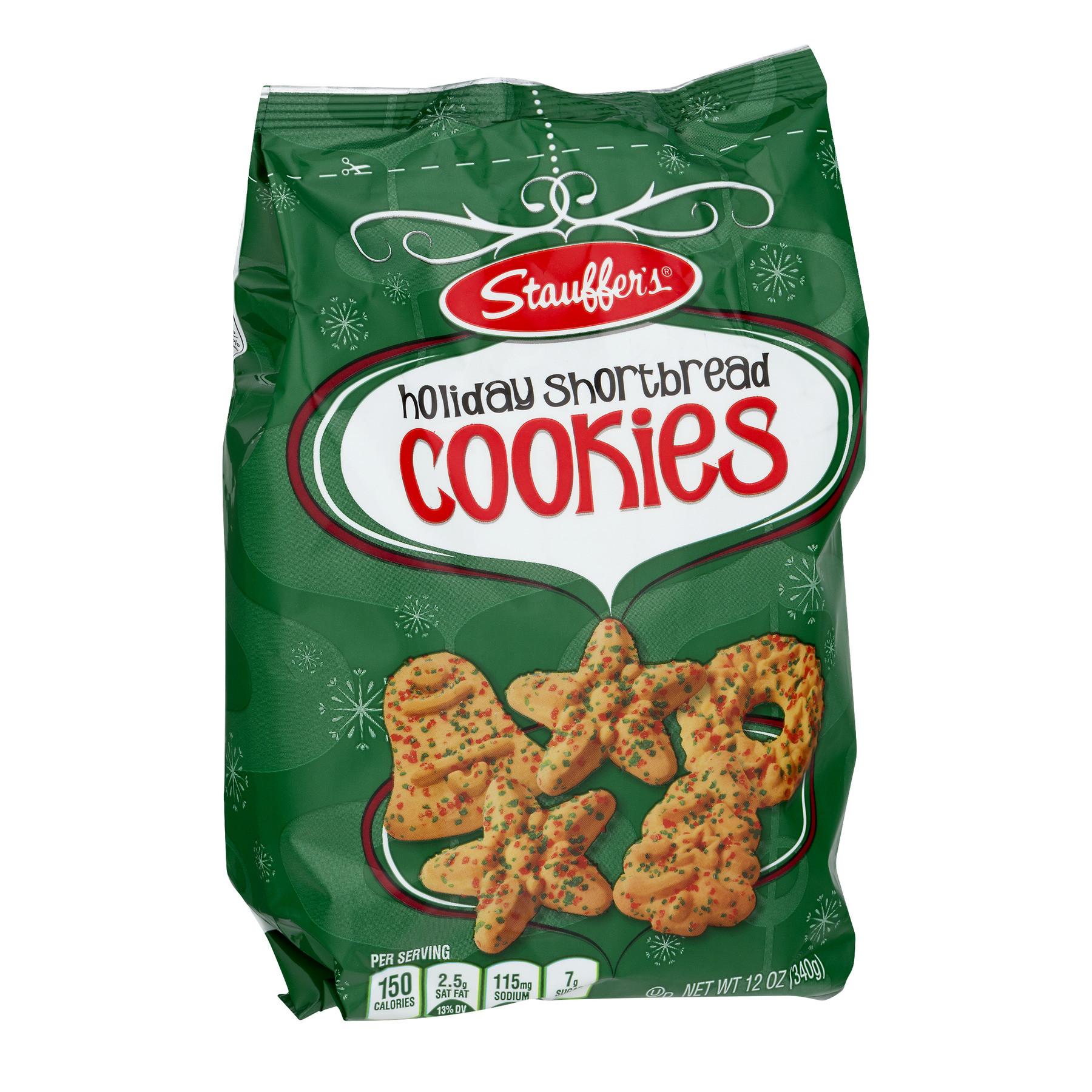 Stauffer Christmas Cookies  stauffers star cookies