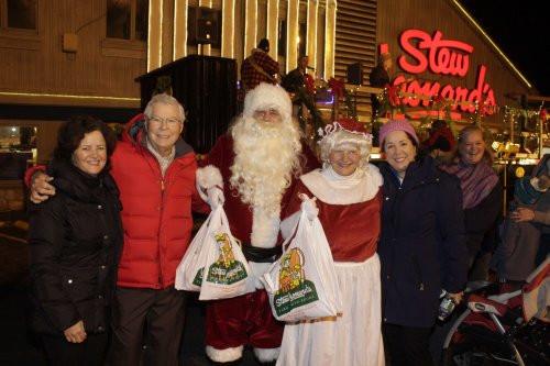 Stew Leonard'S Christmas Trees  Meet Santa Claus at Stew's