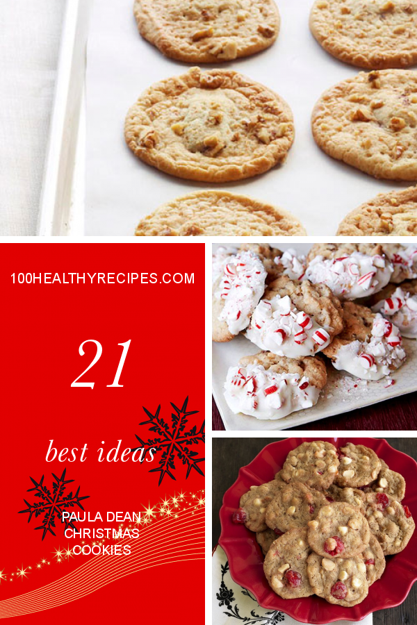 21 Best Ideas Paula Dean Christmas Cookies Best Diet And Healthy Recipes Ever Recipes Collection