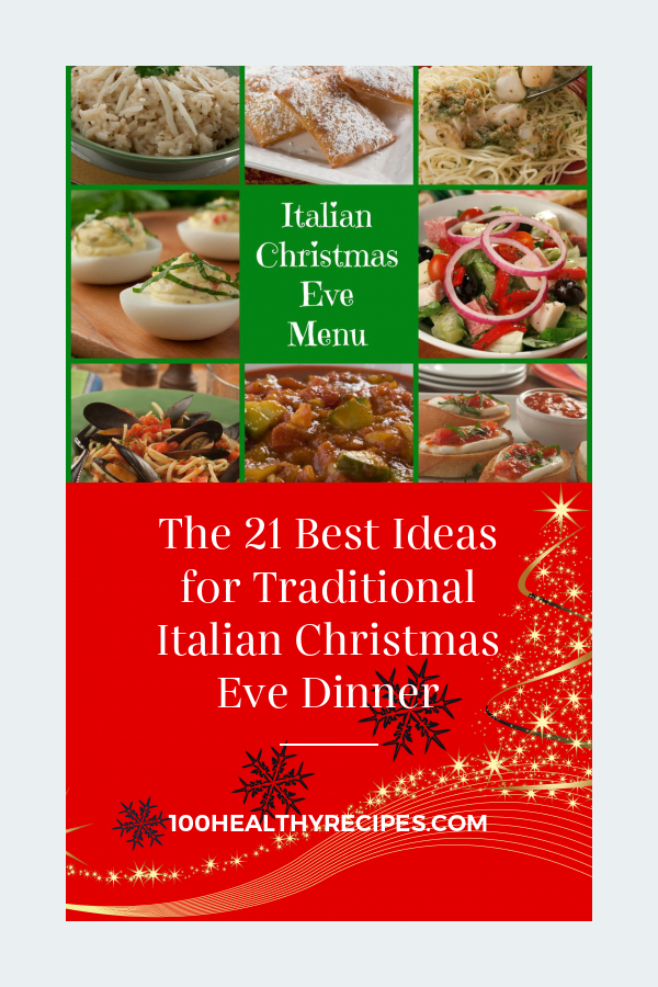 The 21 Best Ideas For Traditional Italian Christmas Eve Dinner Best Diet And Healthy Recipes Ever Recipes Collection