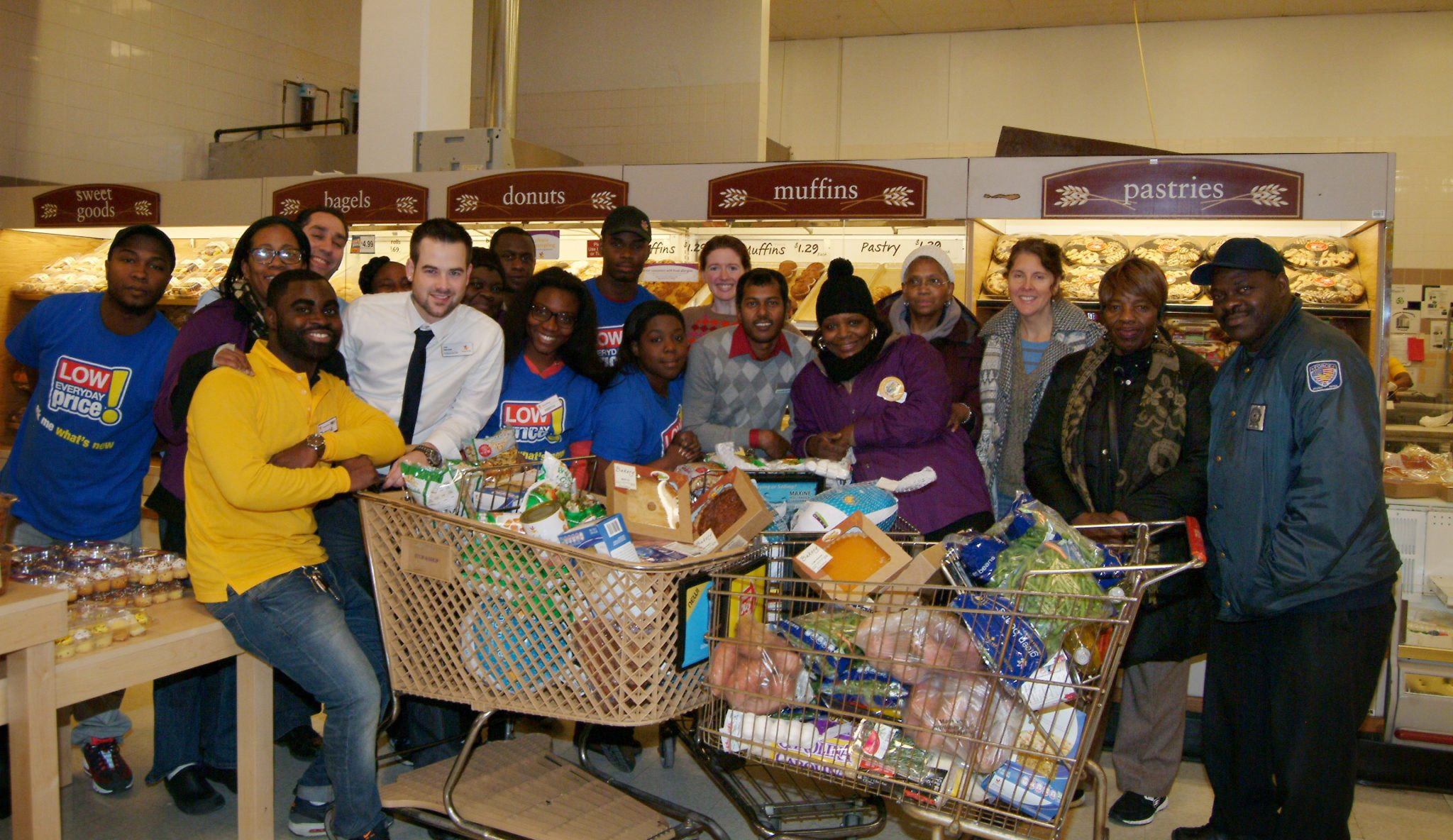 Stop And Shop Christmas Dinners  Flatbush Avenue BID s Thanksgiving Luncheon Served More