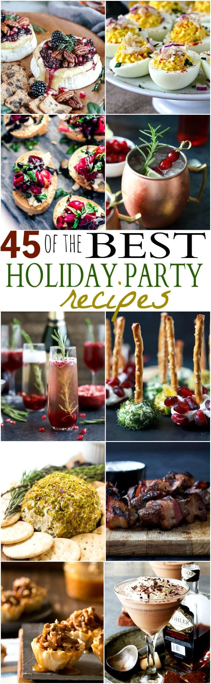 Stop And Shop Christmas Dinners  45 of the BEST Holiday Party Recipes
