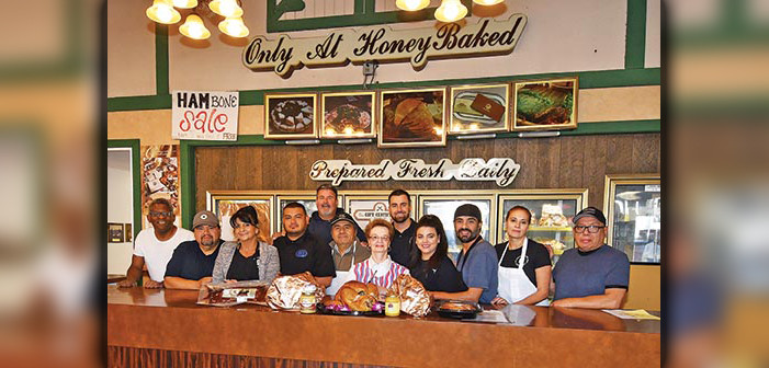 Stop And Shop Christmas Dinners  Toluca Lake's HoneyBaked Ham one stop shop for holiday