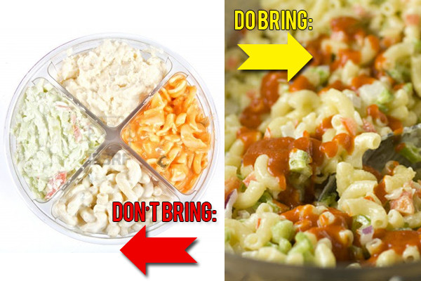 Stop And Shop Thanksgiving Dinner  5 Potluck Dishes You Need to Stop Bringing to Thanksgiving
