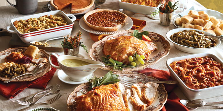 Stop And Shop Thanksgiving Dinner  Chicken Fried Chicken